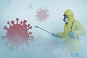 Уничтожение вирусов