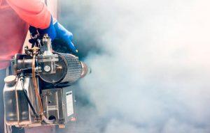 Уничтожение тараканов газом